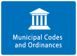 Municipal Codes and Ordinances Icon