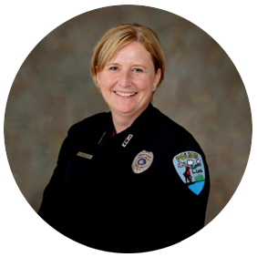 Renee Bramstedt, Police Officer