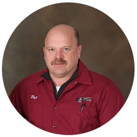 Pat Zorn, Streets & Water Operator for the Village of Elkhart Lake