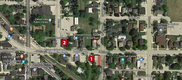 Elkhart Lake Commercial Property for Sale or Lease